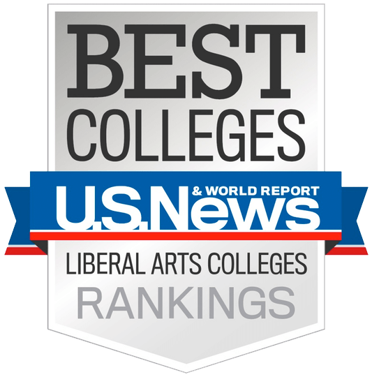 US News Liberal Arts College Rankings - Best College Badge